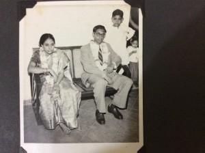 A 1955 Wedding Reception